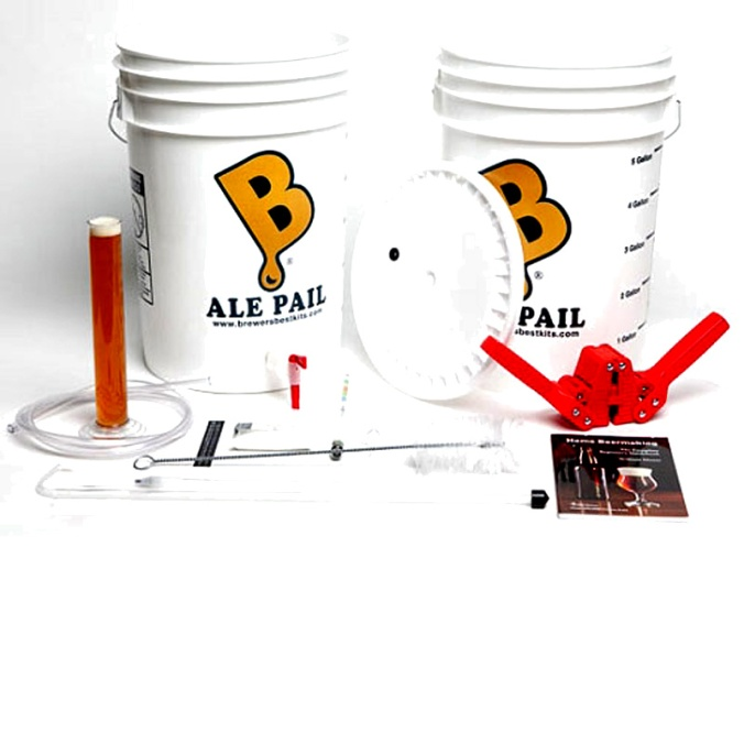 Free Beer Recipe Kit with Home Beer Brewing Kit Purchase + Free Shipping, Save Over 50%