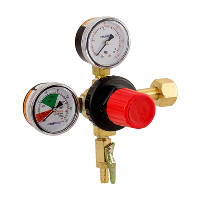 Home Brewing CO2 Regulator $56