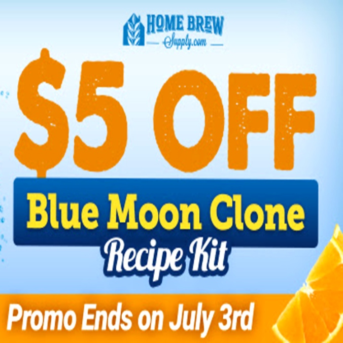 Save $5 On A Blue Mone Clone Home Brewing Recipe Kit