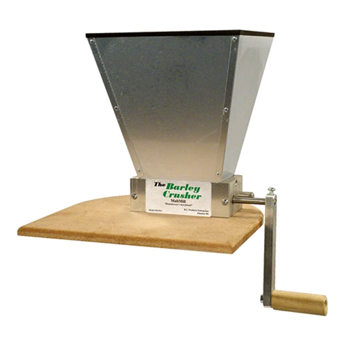 Home Brew Grain Mill $124
