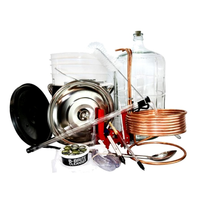 Save 10% On Home Brewing Equipment