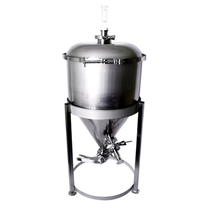 Save 25% On a More Beer 27 Gallon Stainless Steel Conical Fermenter