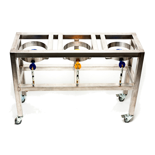 Stainless Steel Home Brewing Rig for $1299