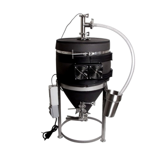 14 Gallon Temperature Controlled Conical Fermenter $1549