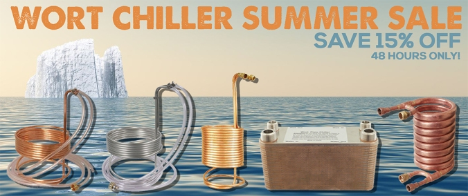 Wort Chiller Sale More Beer Promo Codes