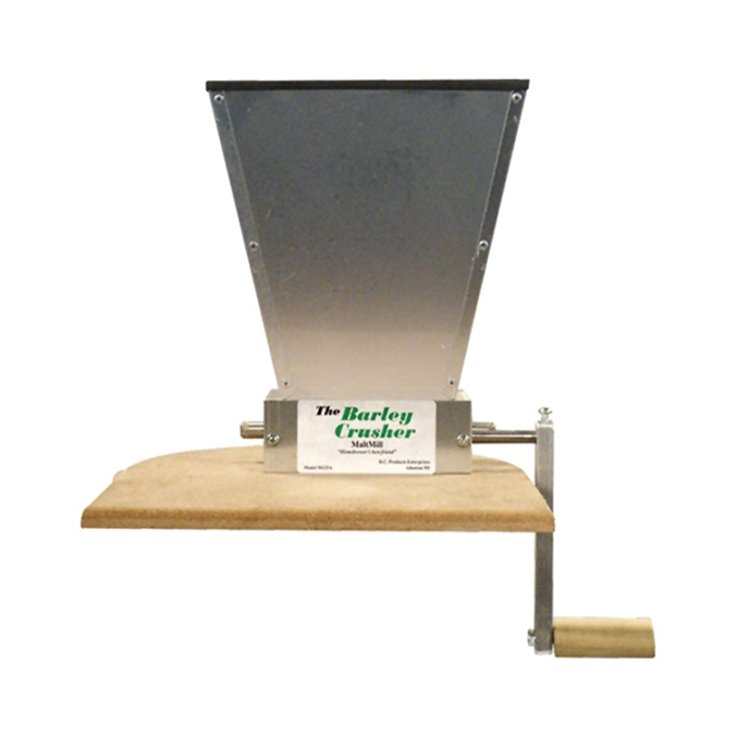Homebrewing Grain Mill for $129