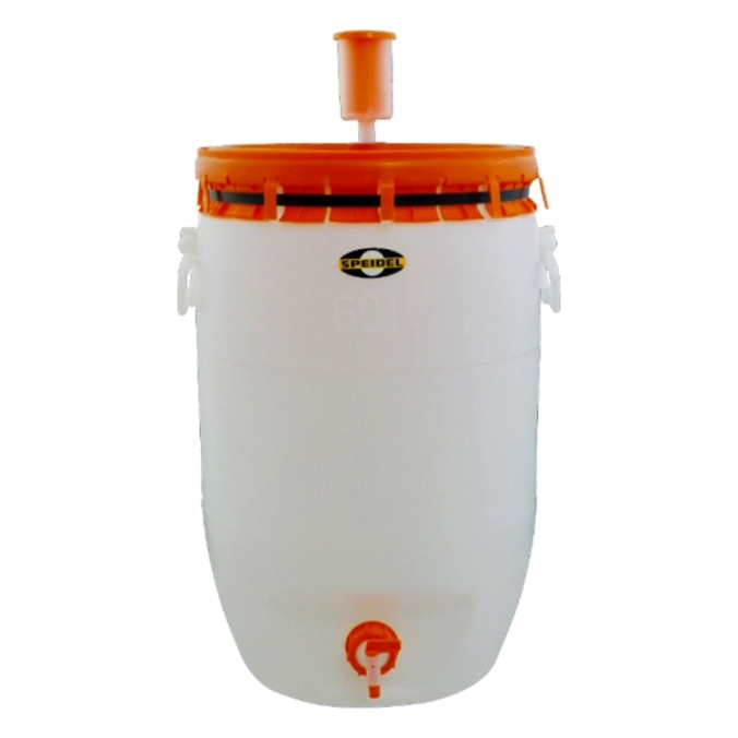 16 Gallon Plastic Home Brewing Fermenter $73