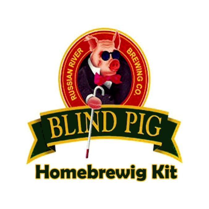 Blind Pig IPA Beer Recipe Kit $32