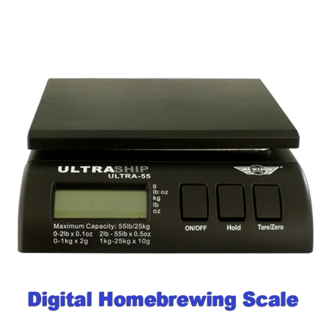 Digital-Homebrewing-Scale