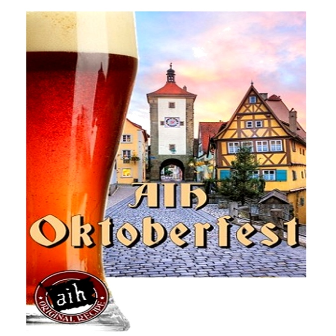 5 Gallon Oktoberfest Homebrewing Kit for $20
