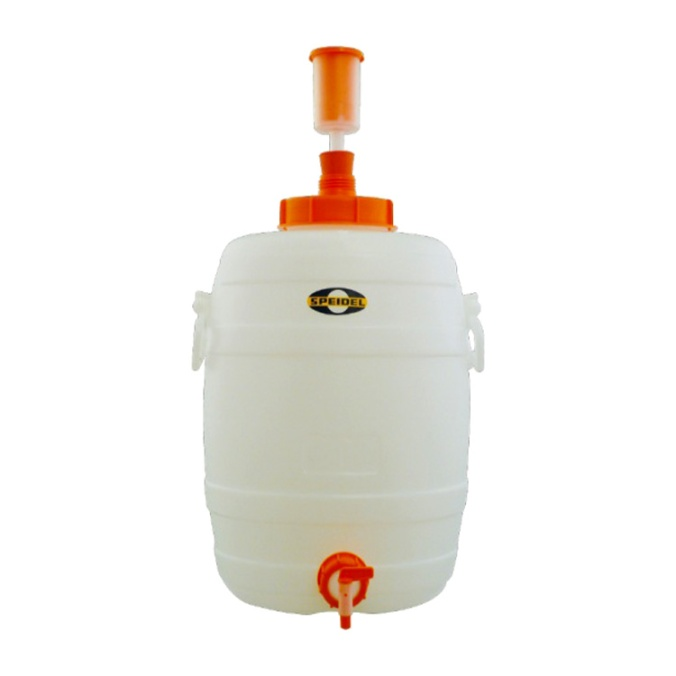 7.9 Gallon Plastic Fermenter $51