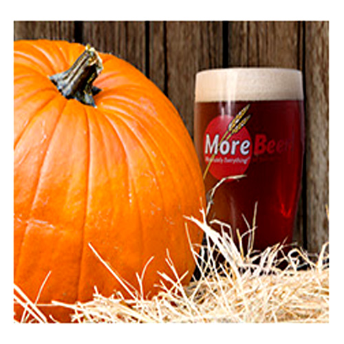 MoreBeer Coupon for $6 on a Pumpkin Homebrewing Beer Kit