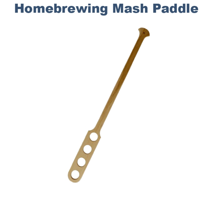 $41 Wood Home Brewing Mash Paddle