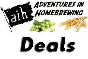 Adventures in Homebrewing Promo Codes and Coupons for Homebrewing.org