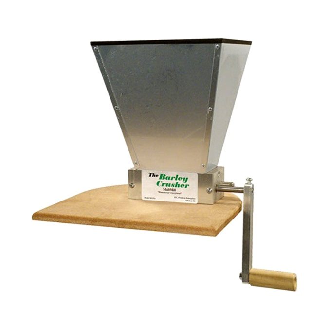 Save $25 on a Homebrewing Grain Mill at Morebeer.com with this Homebrew Promo Code