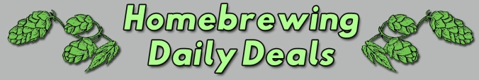 Best hombrewing daily deals, promo codes, coupons and sales
