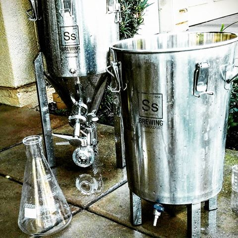 Home Brewing Conical Fermenters