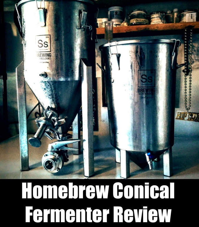 Homebrewing Stainless Steel Conical Review