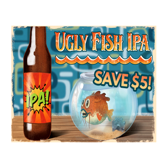 Save $5 On A Sculpin IPA Homebrewing Recipe Kit