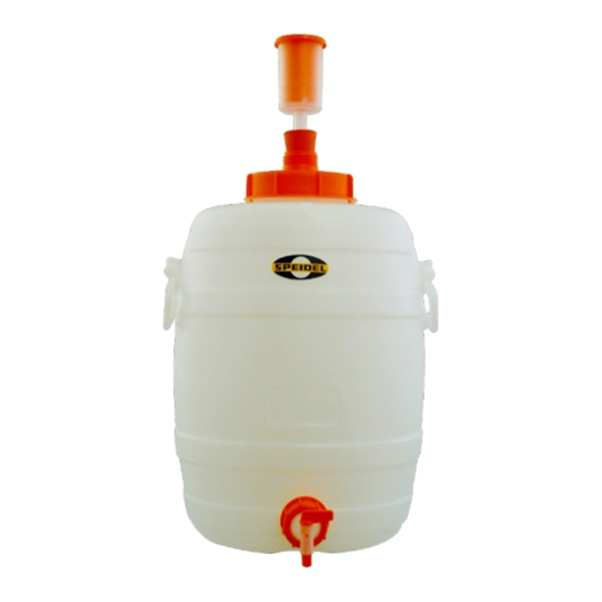 Save $7 On a Speidel 8 Gallon Plastic Home Brewing Fermenter #homebrewing #homebrew #beer #brewing #fermenter #speidel #plastic
