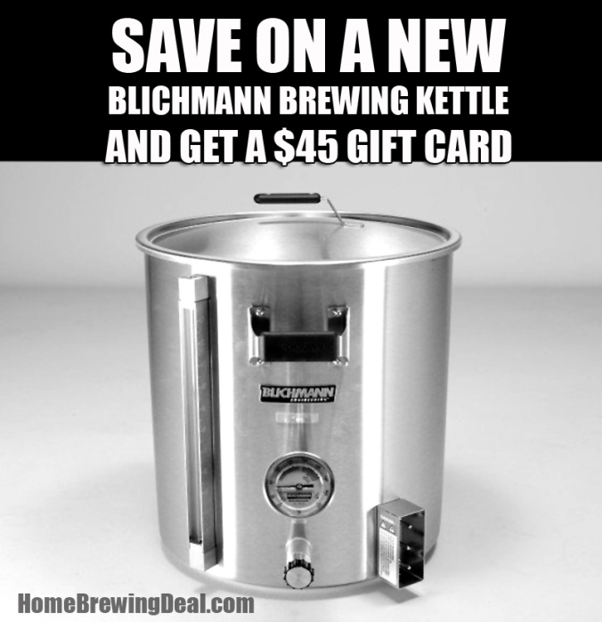 Blichmann Homebrewing Promo Code - Save $45