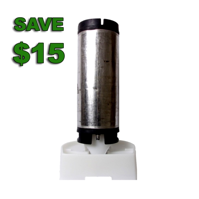 Save $15 on a Home Brewing Keg, Carboy and Equipment Washer #homebrew #homebrewing #beer #brewing #equipment #washer #cleaner