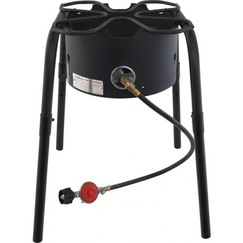$83 Home Brewing Burner #homebrew #burner #stand #homebrewing #morebeer