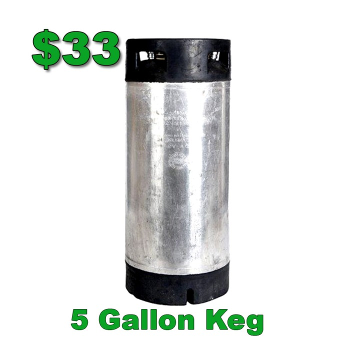 $33 For A 5 Gallon Homebrew Keg #homebrew #homebrewing #keg #deal #sale #stainless #steel #pin #lock #best #price #home #brewing #brewer #promo #code #coupon #supply