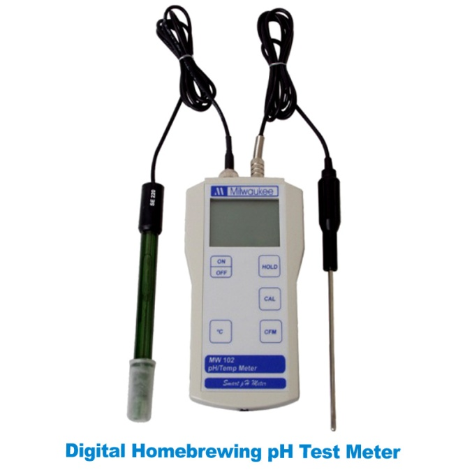 Save $20 On a Digital Homebrewing pH Testing Meter #homebrew #homebrewing #test #ph #meter #promo #code #morebeer