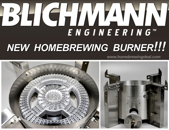 Stainless Steel Homebrewing Burner from Blichmann Engineering #stainless #steel #burner #blichmann #homebrewing #home #brewing #brew #homebrew #stand #propane #natural #gas #beer #brewer