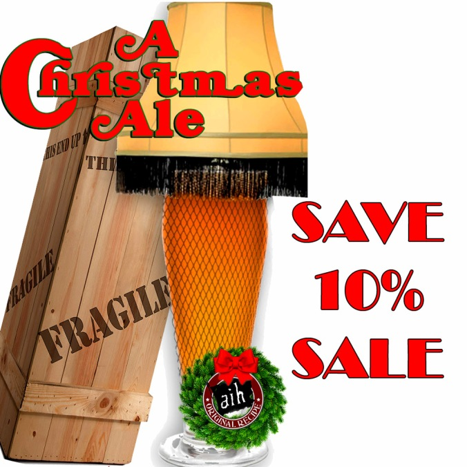 Save 10% Site Wide at Adventures in Homebrewings Pre Black Friday Sale #adventures #in #homebrewing #homebrew #home Brewing #sale #deal #promotion