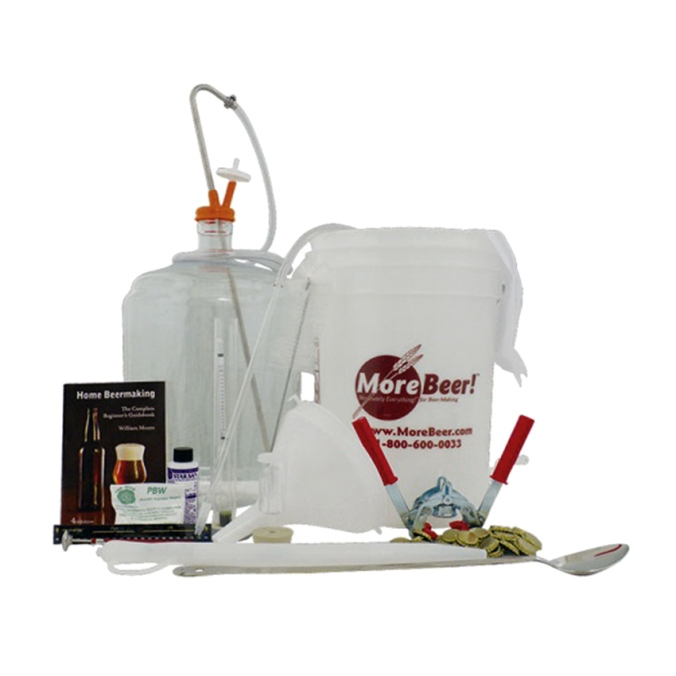 $30 Off a Home Beer Brewing Kit #home #beer #brewing #kit #homebrew #homebrewing #making #equipment