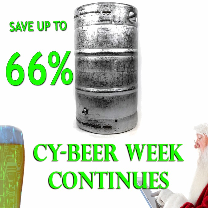 Adventures In Homebrewing Holiday Sale Continues - Save 60% plus Free Shipping Offers