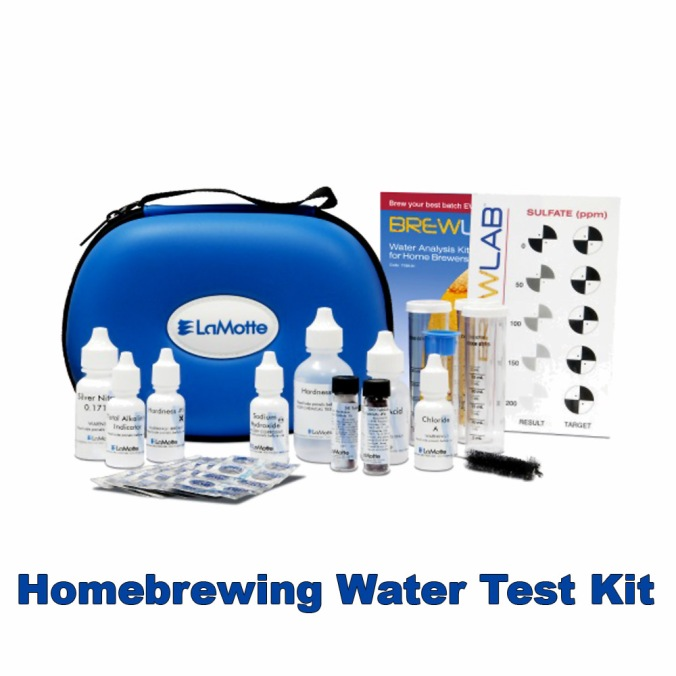 Save $20 on a Home Brewing Water Testing Kit #homebrewing #home #brewing #water #test #testing #kit #brew #lab #brewlab #analysis #beer #brewer #homebrew #home #brew #brewery #promo #coupon #code #deal #morebeer #more #lamotte
