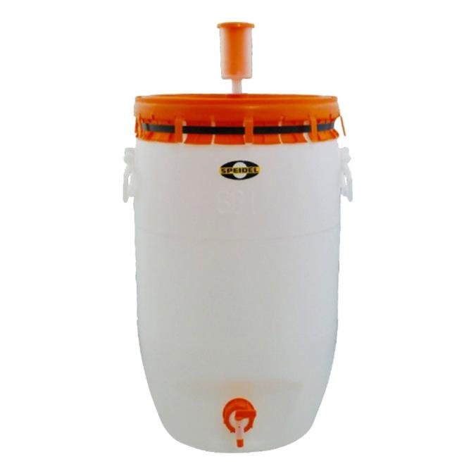 Speidel 16 Gallon Home Brewing Fermenter Save $13 #speidel #spiedel #fermenter #plastic #home #brew #brewing #fermentor #brewery #fermentation #16 #gallon #beer #homebrew #homebrewing #coupon #promo #code #morebeer #more
