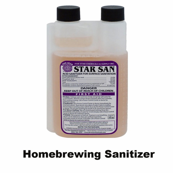 Save 25% on Star San Home Brewing Sanitizer with this More Beer Promo Code #homebrew #home #brewing #homebrewing #sanitizer #starsan #promo #code #coupon #morebeer #more #beer #brewer #cleaning #cleaner #best #acid #food #safe