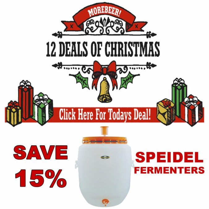 Save 15% on Speidel Homebrewing Fermenters Promo Code