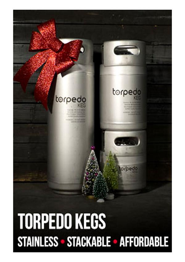 Torpedo Keg Promo Code - Save 15%