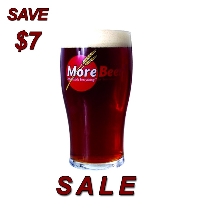 Save $7 On A Fat Tire Clone Beer Kit #beer #extract #homebrew #morebeer #promo #code #coupon