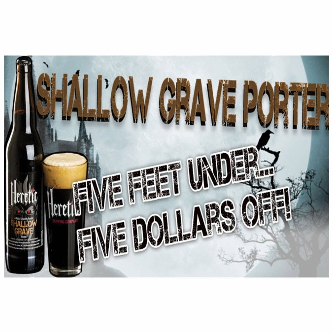 Save $5 On A Shallow Grave Porter Beer Kit With This MoreBeer.com Promo Code