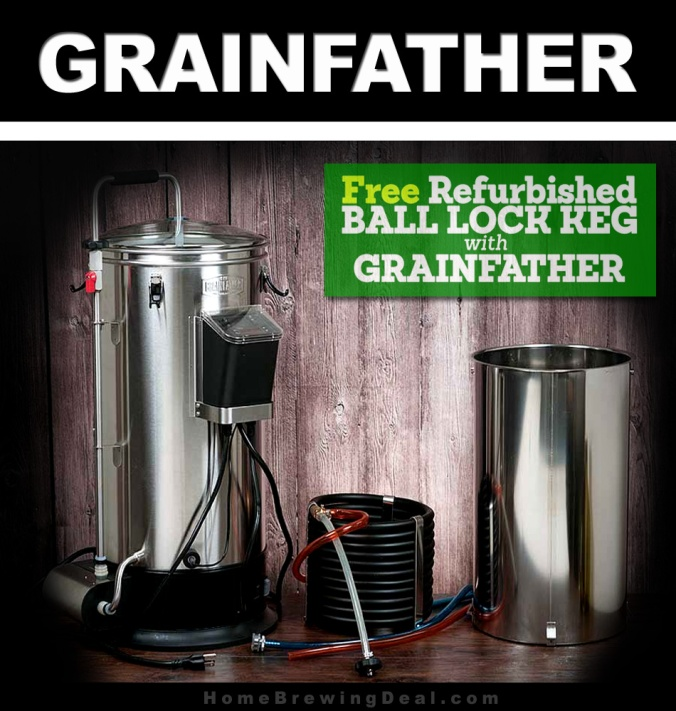 Grainfather Promo Code