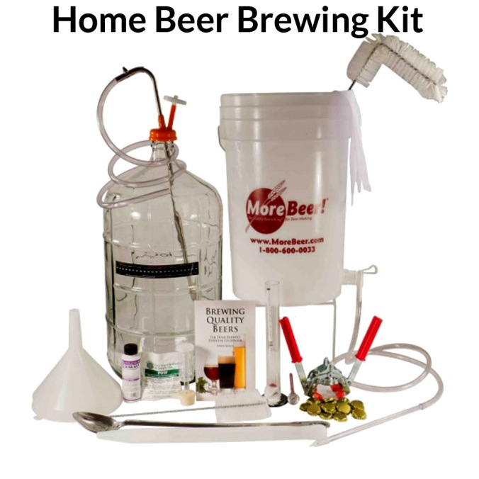 Start Home Brewing 5 Gallon Batches of Beer for just $99