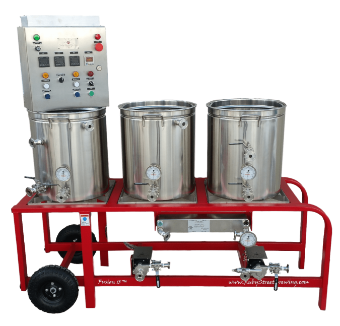 Ruby Street Electric Home Brewing System