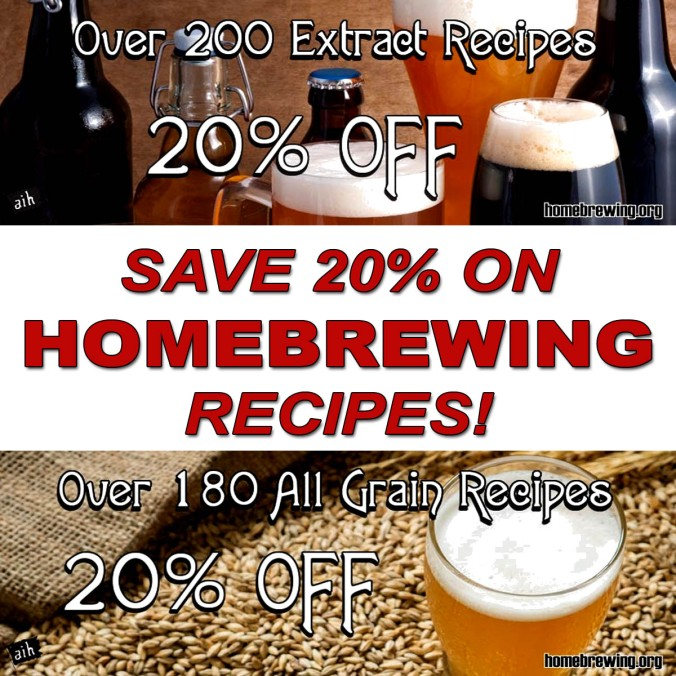 Save 20% On Your Next Homebrewing Beer Kit