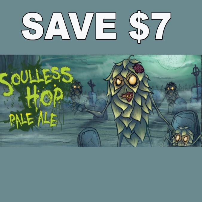 Save $7 On A Soulless Hop Pale Ale Extract Beer Kit