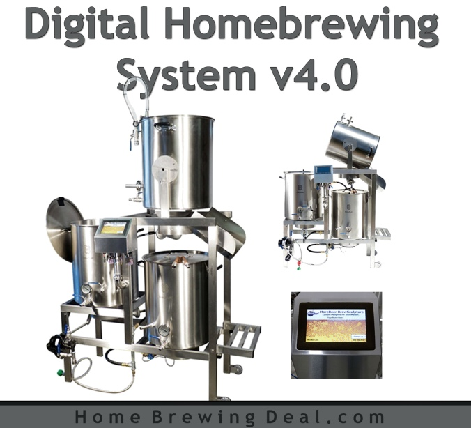 Digital Home Brewing System