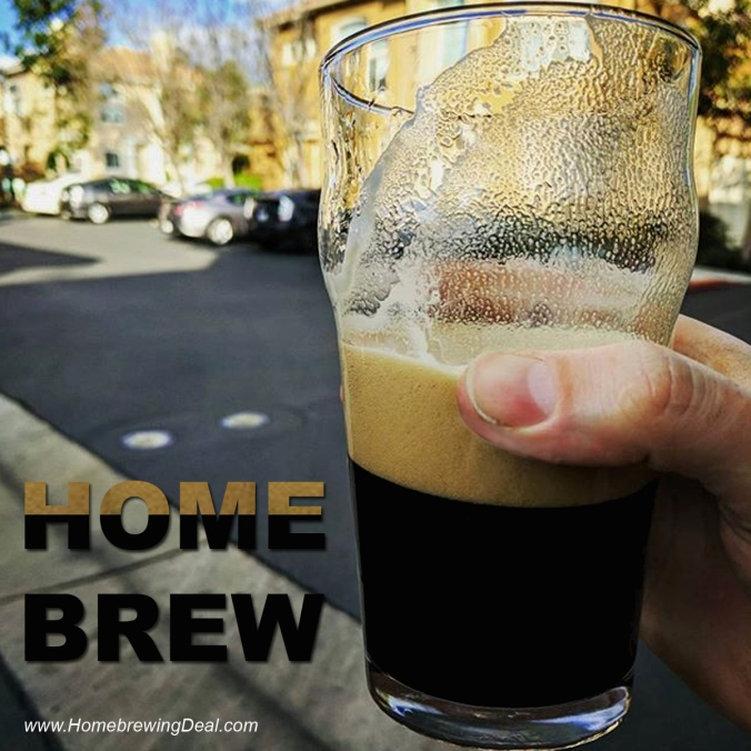 Home Brew #homebrew