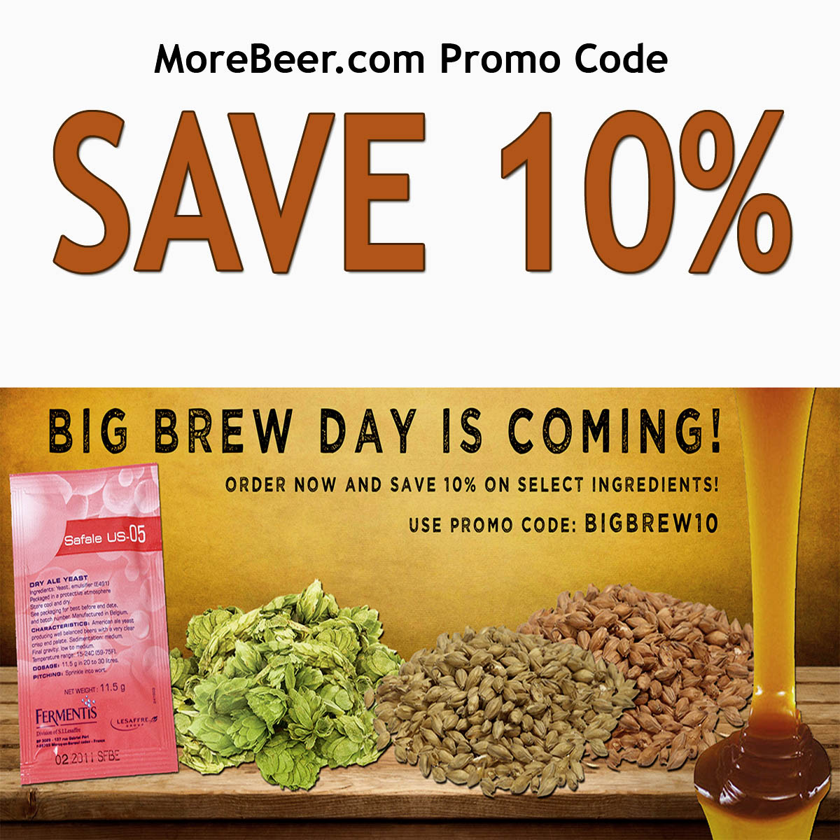 Morebeer coupon code