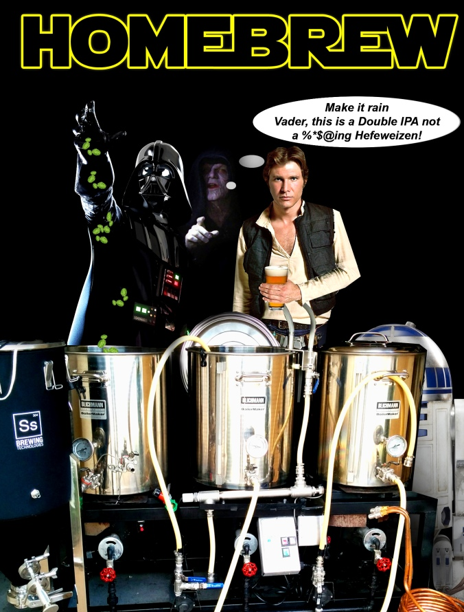 May the Fourth Be With Brew