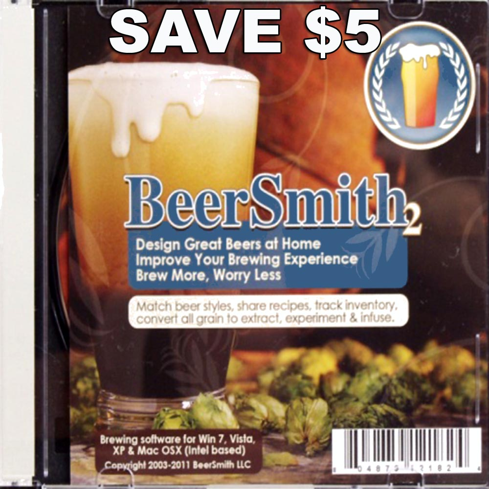 Save 5 On Beersmith 2 Homebrewing Software Today Only